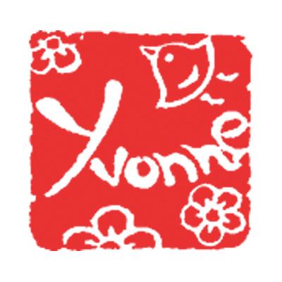 Yvonne・梅・千鳥(白文)