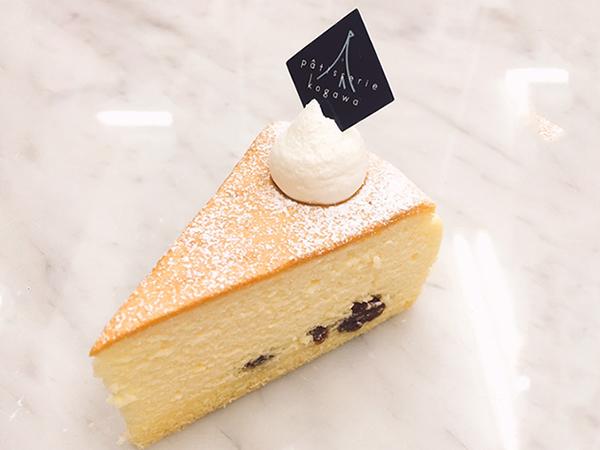 ◆カマンベールチーズスフレ ¥330