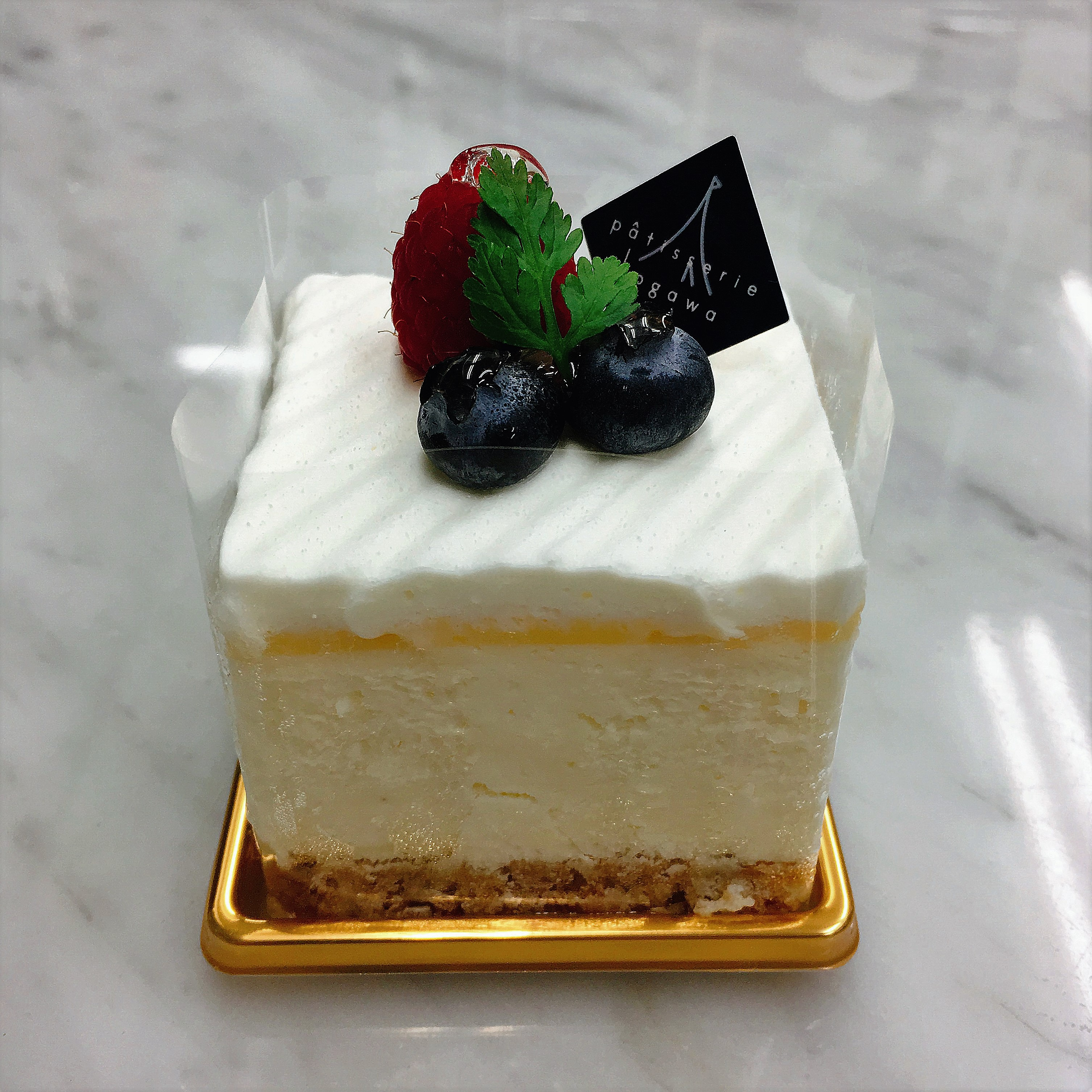 ◆レアチーズ ¥410