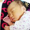 千林商店街しおかわ鍼灸整骨院の不妊鍼灸でご懐妊の赤ちゃんの画像