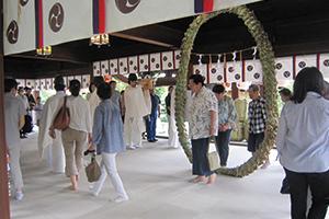 大祓式(6月)
