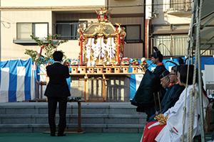 例大祭(秋季大祭)本祭
