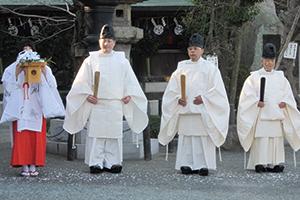 大祓式(12月)