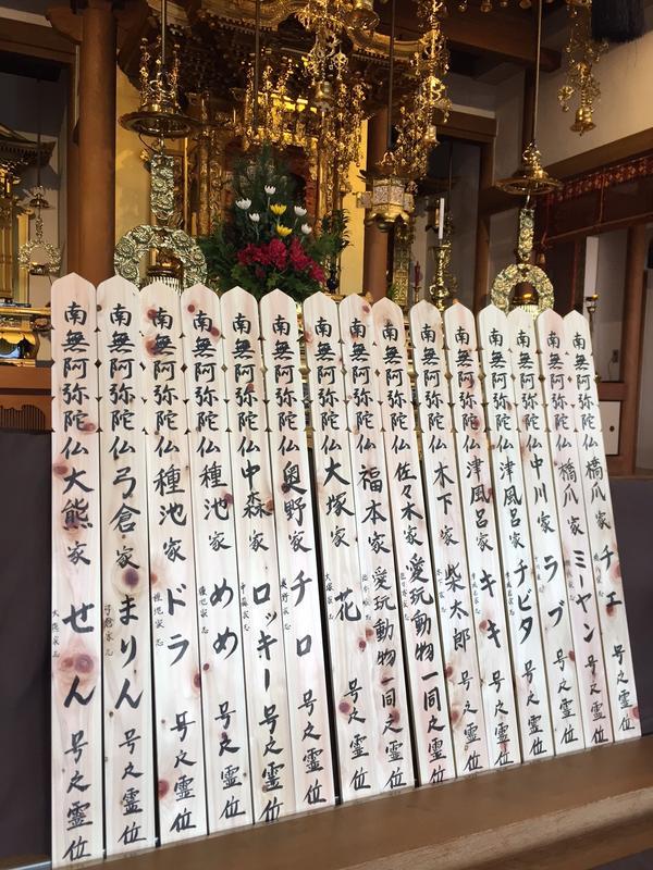 ペット葬儀社 ペットマザー大阪